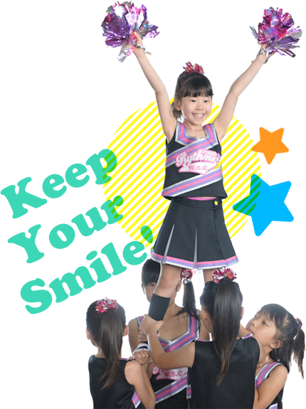 Keep your smile!